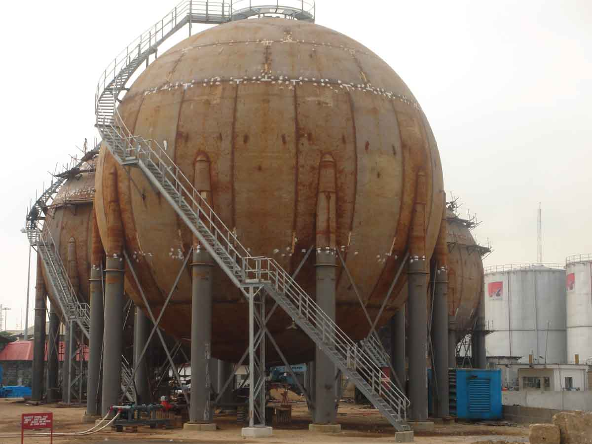 Storage Tanks Nivafer Steel Construction Company